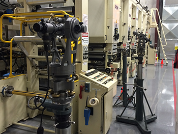 Optical Alignment work being done by Right Alignment